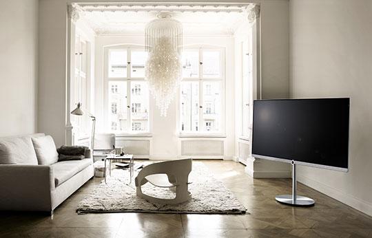 LOEWE Fernseher im Appartement